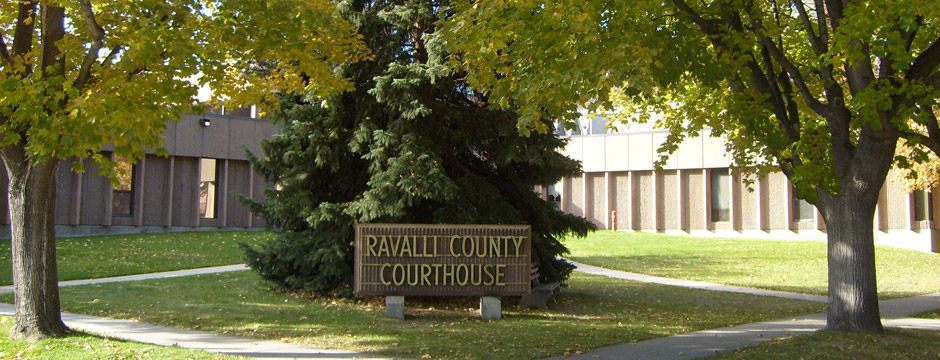 Ravalli County Courthouse